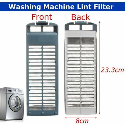 Washing Machine Magic Lint Filter for Samsung or Other Models 23.3 x  8.3cm