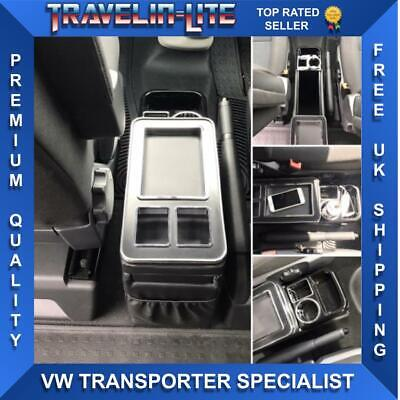 For VW T5 T5.1 T6 Motorhome Center Console Storage Box Brand New