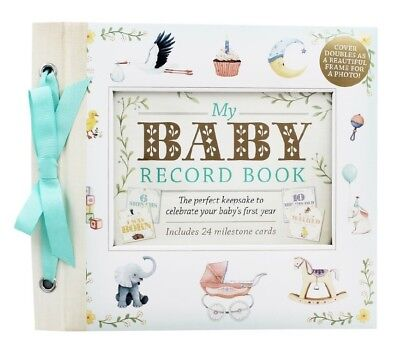 My Baby Record Book by hinkler books RRP: £19.99