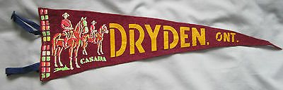 Dryden Ontario Used Pennant