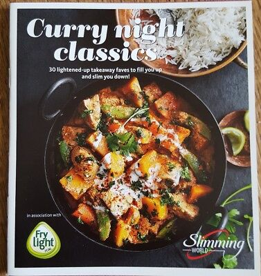 Slimming World Recipe Books, Food Directory & more
