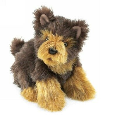 Yorkie Pup Puppet by Folkmanis - 3039