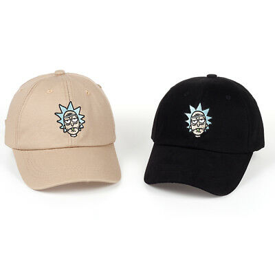 Rick and Morty Rick Dad Cap