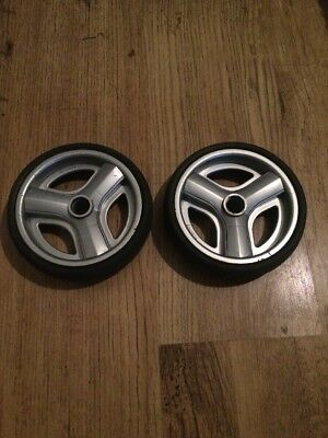 Icandy Peach Front And Rear Wheels