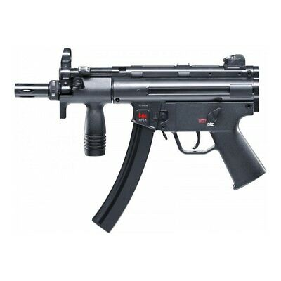Softair - Pistole - Heckler&Koch MP5 K CO2 GBB - ab 18 Jahre über 0,5 J