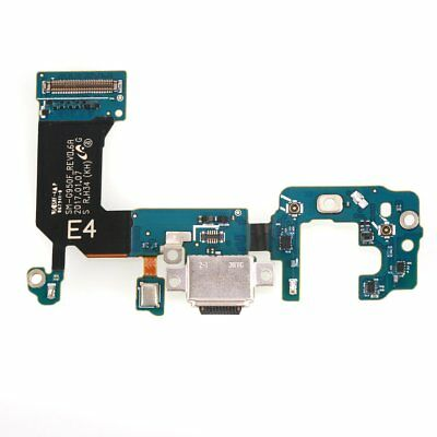 For Samsung Galaxy S8 G950F USB Charging Port Dock Connector Replace Flex Cable
