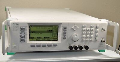 Wiltron Anritsu 68369A/NV Synthesized Signal Generator 10MHz-40GHz