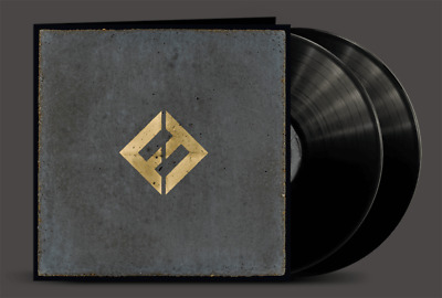 Foo Fighters Concrete And Gold Doppio Vinile Lp Nuovo Sigillato