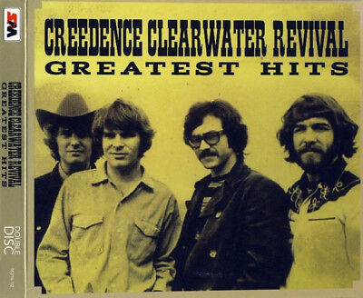 Creedence Clearwater Revival ‎– Greatest Hits - The Best - Best Hits(2 CD, NEW)