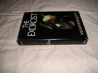The Exorcist - William Blatty -1971 - Hardcover - 1St Edition- Rare