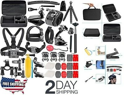 Neewer 50-In-1 Action Camera Accessory Kit for GoPro Hero 4/5 Session Hero Yi...