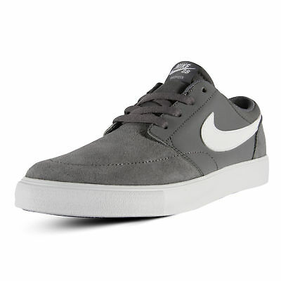 SIZE 2Y /& 3Y NIKE SB PORTMORE II BOYS SHOES 905209 002 GREY PS
