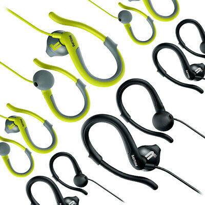 Philips ActionFit In-Ear Sports Ear Hook Earphones for Gym/Workout/Fitness