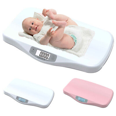 Electronic Baby Scale Safety Nonslip Infant Weight Measure Tool Digital Scale