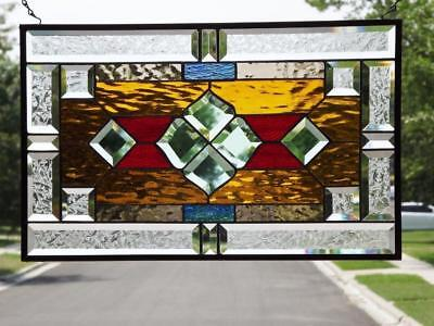"""**GOLDEN  AMBER **<Panel measures approximately 21 1/2"""" x13 1/2"""">"""
