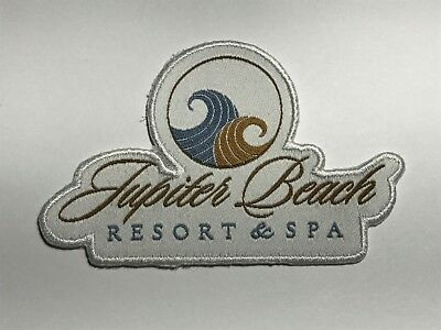 Inline Beach Resort Casino Qatar Hotel Resort Travel Day Spa Sanctuary Patch G