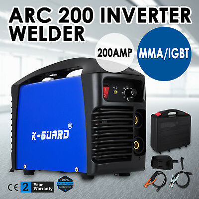 Welder Inverter ARC 200A MMA Welding Machine IGBT Soldering 220V Tools GREAT