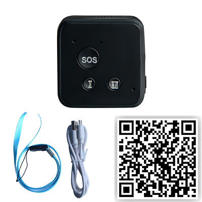 New Car Security GPS Tracker Real-time Human Pet Tracking Device for iOS Android