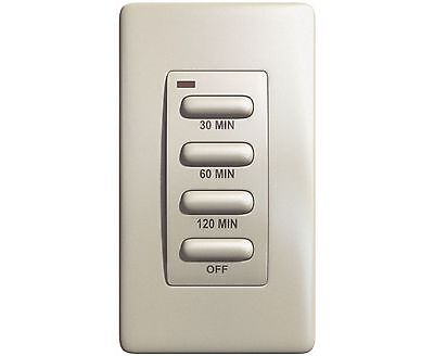 Skytech TM-3 On/Off Wired Wall Mounted Timer Fireplace Remote Control