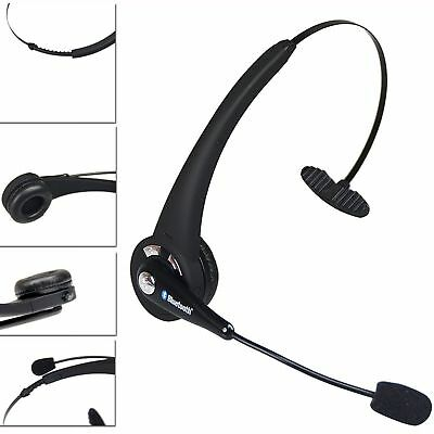 Over-the-Head Noise Canceling Bluetooth Headphones For Truck Driver With Mic