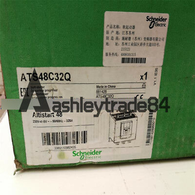 New in box Schneider ATS48C32Q soft start