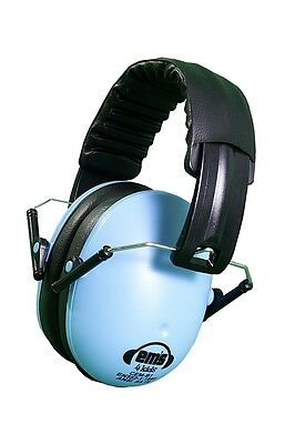 BLUE Ems for Kids Earmuffs/Ear muffs New and improved!