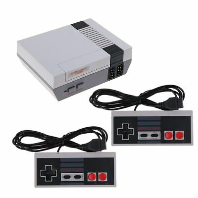 Mini Vintage Retro TV Game Console Classic 500 Built-in Games +2 Controllers