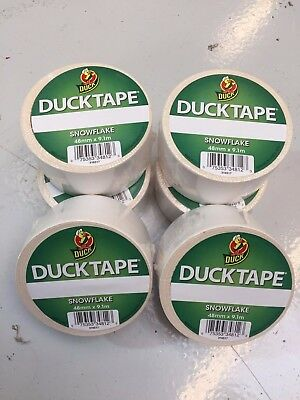 Duct Tape - Duck Tape- Snowflake