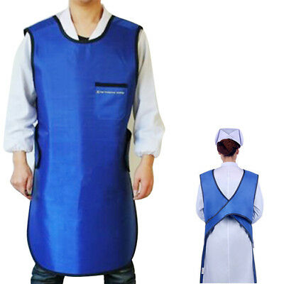 CE FDA NEW Dental X-Ray Protection Apron 0.35mmPb Lead VEST Free Radiation