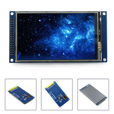 "4.0"" inch TFT LCD touchscreen module IPS full view 800X480 with baseboard"