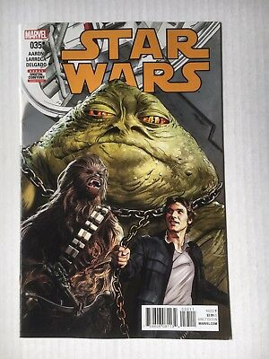 Marvel Comics: Star Wars #35 (2017) - BN - Bagged and Boarded