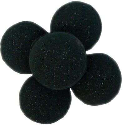 Bath Bomb Set of 5 5.5oz Men's Polo Type Deep Black Chasm