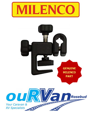 Milenco Spare Clamp for Aero Grand Aero and Falcon Mirrors - one clamp - M-1960