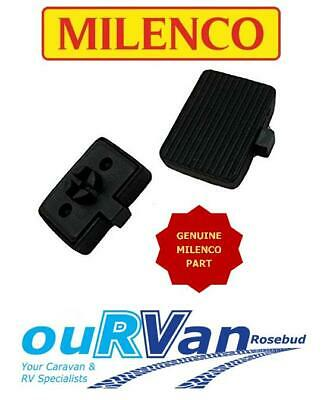PAIR of Milenco Spare Pads for Aero Grand Aero and Falcon Mirrors M-1953