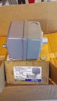 Pressure Switch, Square D, 9013GHG5j61