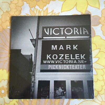 Mark Kozelek Victoria Live Lp Cd In  Card Sleeve Sealed