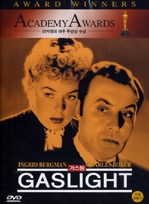 GASLIGHT (1944) - Ingrid Bergman DVD *NEW