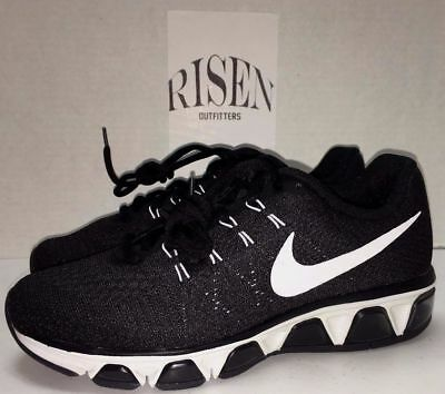 Nike Air Max Tailwind 8 Shoes Black White Anthracite 805942-001 Women's Size 9