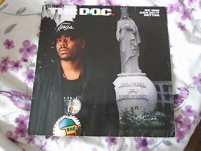 THE DOC - NO ONE CAN DO iT BETTER - 1989 - RUTHLESS - DR. DRE - CLASSiC HiP HOP!