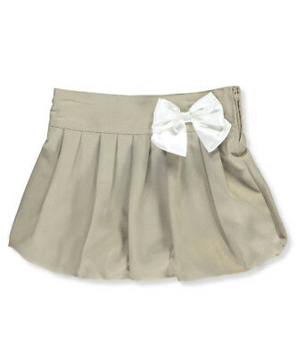 Cherokee Little Girls' Toddler Scooter Skirt with Bow (Sizes 2T - 4T)
