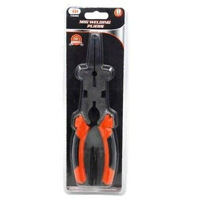 """New MIG Welding  Multi-Functions- Spring loaded- 8"""" Pliers- Free Shipping"""