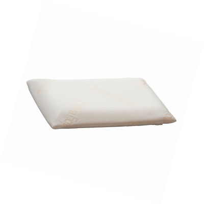 Clevamama ClevaFoam Toddler Pillow Helps Ensure A Peaceful And Restful Night