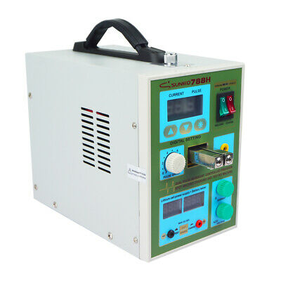 2 In 1 788H 60A Battery Welder Spot Welding Soldering Machine W/ Battery Charger
