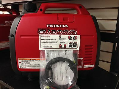 Eu2000I Companion Generator New In Box!!!!