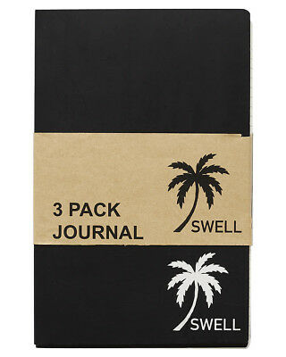 New Swell Bts A5 Journal Gifts Black N/A