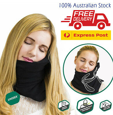 T-Pillow SuperSoft Travel Pillow | FREE EXPRESS POST | Proven Support + Comfort