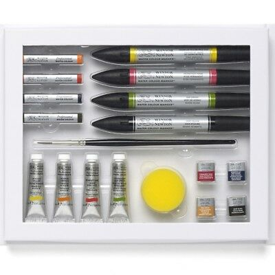 Winsor & Newton Professional Artists Watercolour PAINTING COLLECTION Gift Set