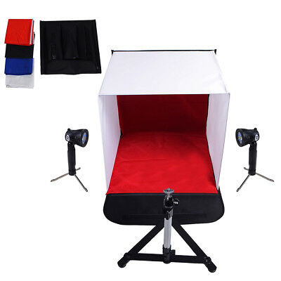 50cm Tent Photography Softbox Photo Studio Soft Box Light Cube Tent Lighting Kit