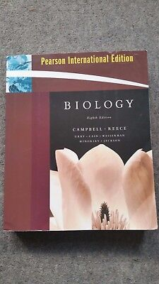 Biology by Campbell & Reece - Eighth Edition (Pearson International Edition)