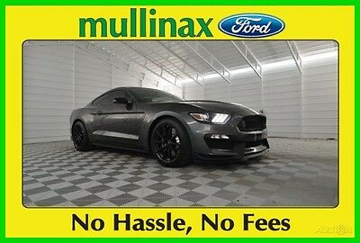 2016 Ford Mustang Shelby 2016 Shelby Used Certified 5.2L V8 32V Manual RWD Coupe Premium
